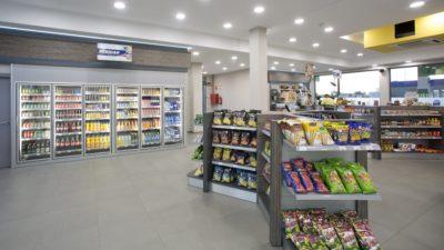 La importancia de una tienda en la estación de servicio