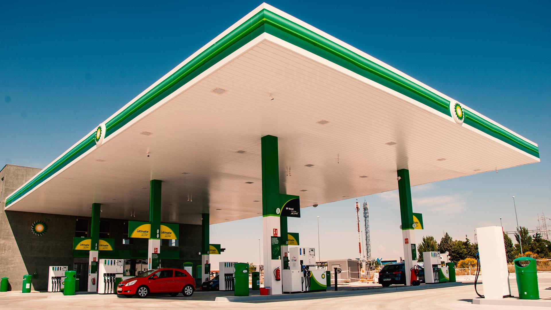 BP Leganés Taraza