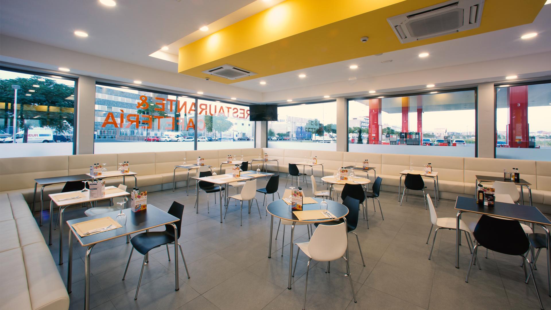 restaurantes de Área365