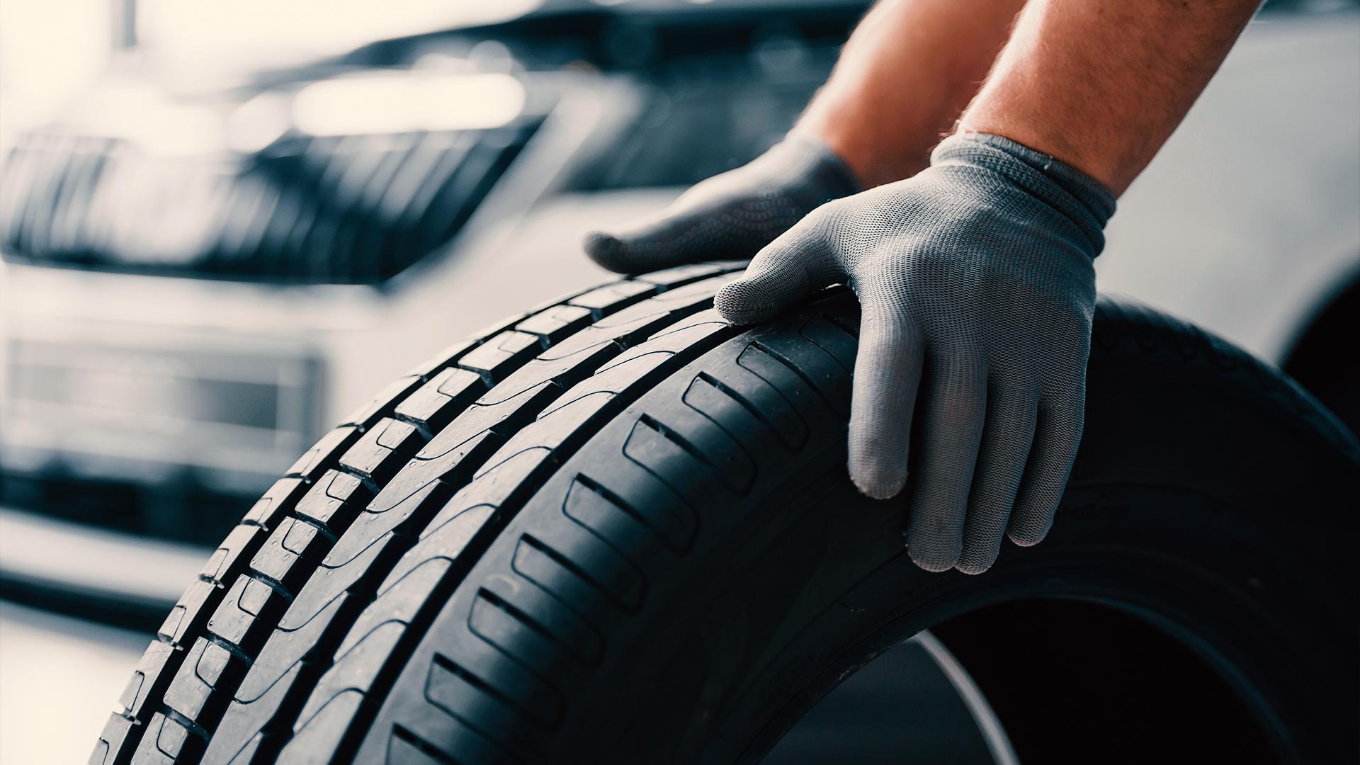 presión de los neumáticos en el invierno
