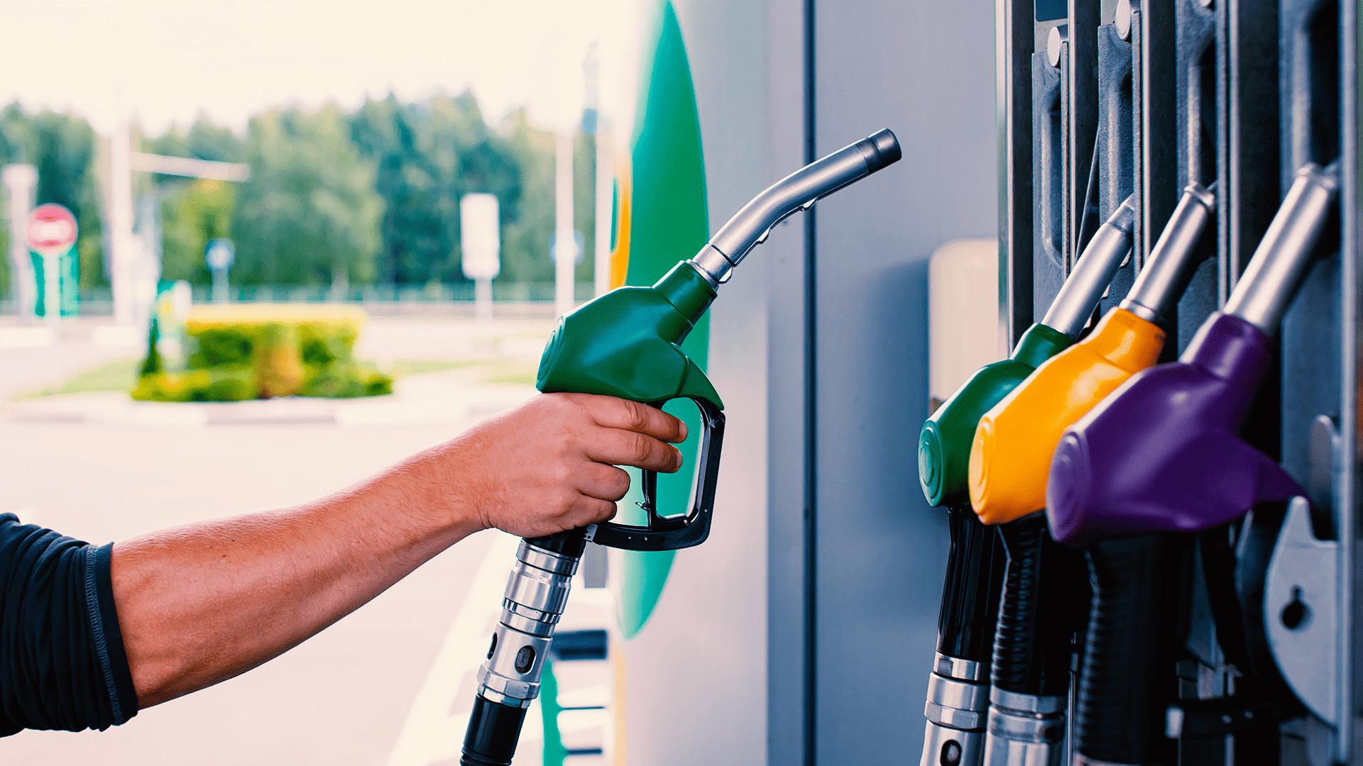 gasolina de 98 octanos